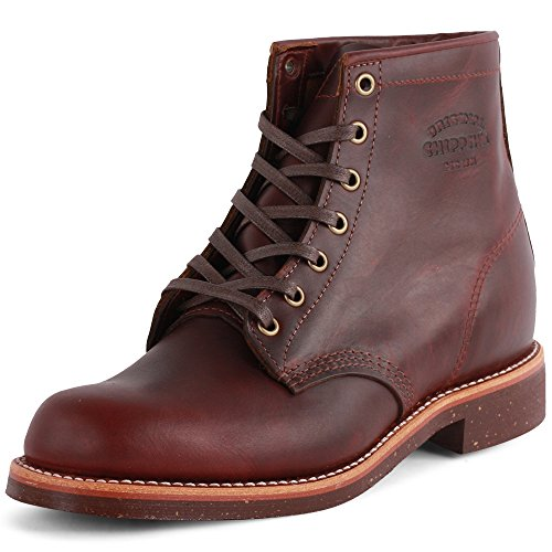 Chippewa 1901M25 Hommes Boots Cherry Red