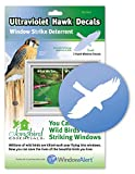 Millions of Wild Birds are killed each Year Flying Into Windows. Now You Can Help reduce This loss of Life. * windowalert is a static-cling Decal that May Be Applied to Home and Office para Windows. The Decal contains a componente which brilliantly R...