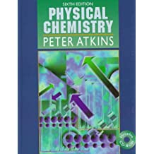 Physical Chemistry: Science of Biology by P. W. Atkins (1997-11-30)