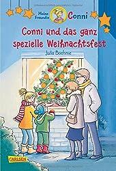 Conni-Erzählbände, Band 10: Conni und das ganz spezielle Weihnachtsfest (farbig illustriert)