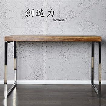 Cag design schreibtisch fulham sheesham massiv for Schreibtisch dunkelbraun massiv