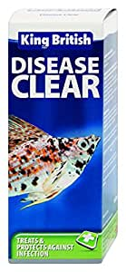 King British Disease Clear, 100 ml