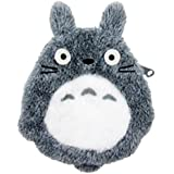 Coin purse Totoro fluffy (japan import)