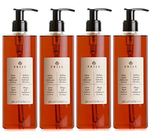 Prija Ginseng Soap Wellness Spa - Jabón líquido