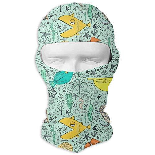 ish Ski Motorcycle Balaclava Mask Sunscreen Hat Windproof Cap Unisex9 ()