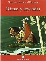 Biblioteca Teide 004 - Rimas y Leyendas -Gustavo Adolfo Bécqer- - 9788430760190 par Joan Baptista Fortuny Giné