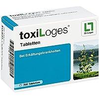 Toxi Loges Tabletten 200 stk preisvergleich bei billige-tabletten.eu