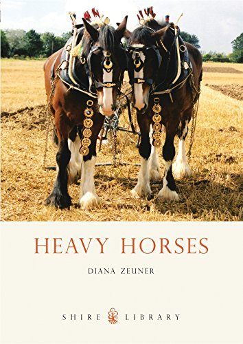Heavy Horses (Shire Library) by Diana Zeuner (2008-04-10)