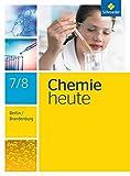 Chemie heute SI - Ausgabe 2016 für Berlin und Brandenburg: Schülerband 7/8