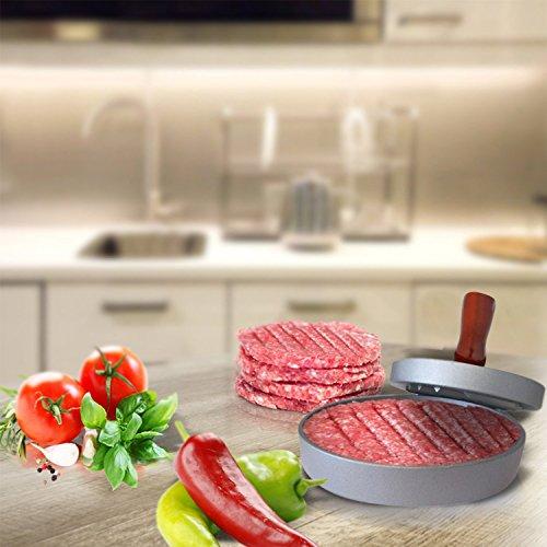 Burgerpresse Presse für das heimische Grillen oder BBQ