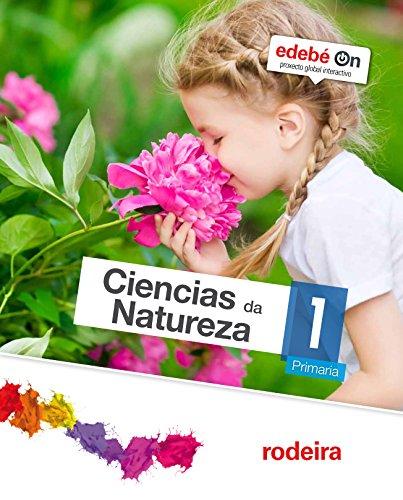 CIENCIAS DA NATUREZA 1 - 9788483492550 por Obra Colectiva Edebé