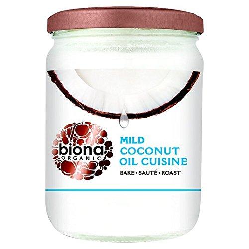 Cuisine Biona Huile de noix de coco bio 800g