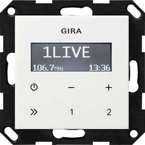 Gira Unterputz-Radio thumbnail