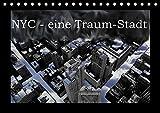 NYC - eine Traum-Stadt (Tischkalender 2018 DIN A5 quer): Eine Bilderserie über New-York-City, in welcher Schwarz-Weiss-Aufnahmen mit ... ... Orte) [Kalender] [Apr 01, 2017] Lind, Jens