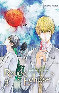 Rouge éclipse Edition simple Tome 3