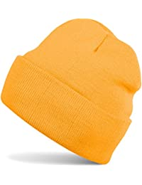 a2d3959e155 Amazon.co.uk  Yellow - Hats   Caps   Accessories  Clothing