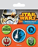 PYRAMID Star Wars - Jedi (Pin Badge Pack) - Pyramid - amazon.it