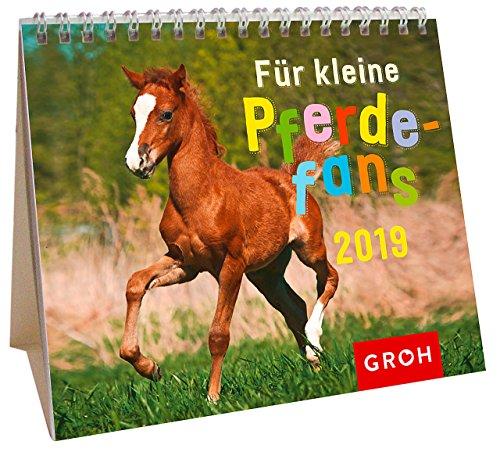 Für kleine Pferdefans 2019: MiniMonatskalender