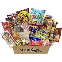 Dulces japoneses 30 DAGASHI set regalo japonés con caramelo bocadillo kitkat japoneses