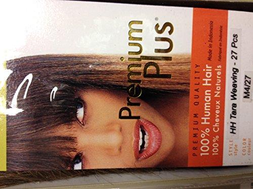 Instant Premium Plus Tara 27 tissage de cheveux 100% humains de qualité supérieure