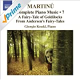 Martinu, B.: Piano Music (Complete), Vol. 7 (Koukl)