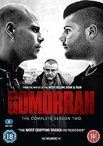 Gomorrah - Season 2 [DVD]