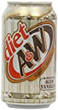 Product Image of A&W Diet Root Beer 355 ml (Pack of 12)