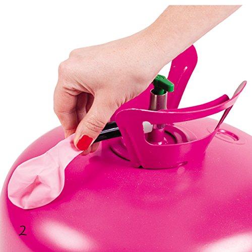 XXL Heliumflasche 420 Liter (0,42 m³) - 4
