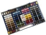 Nähgarn - Set Syngarn 64-teilig 100% Polyester Nähmaschinengarn