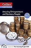 Image de Amazing Entrepreneurs & Business People: A2 (Collins Amazing People ELT Readers)