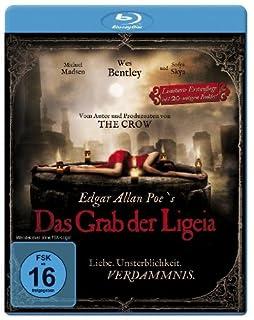 Edgar Allan Poe's Das Grab der Ligeia [Blu-ray]