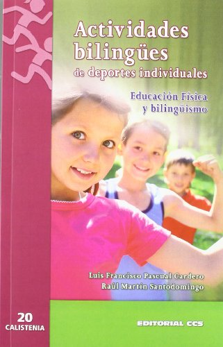 Actividades bilingües de deportes individuales: Educación Física y bilingüismo: 20 (Calistenia)