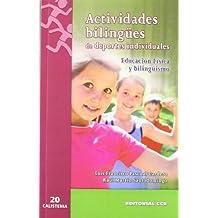 Actividades bilingües de deportes individuales: Educación Física y bilingüismo (Calistenia)