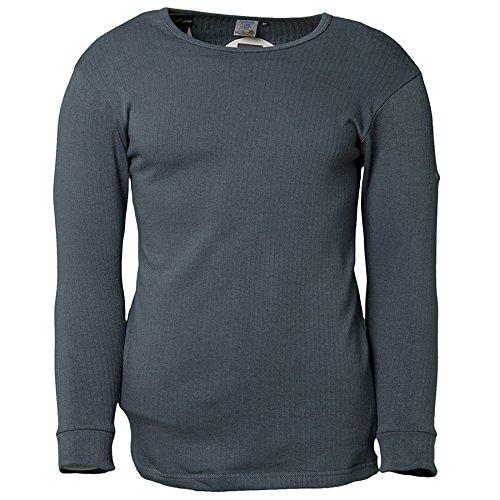 """Preisvergleich Produktbild Planam Shirt langarm """"Funktionsunterwäsche 275"""" Größe 4XL,  grau,  2271068"""