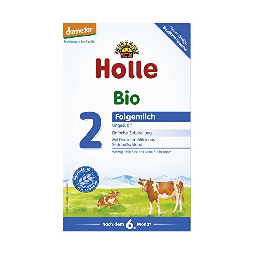 Holle Bio Bio-Folgemilch 2 (1 x 600 gr)