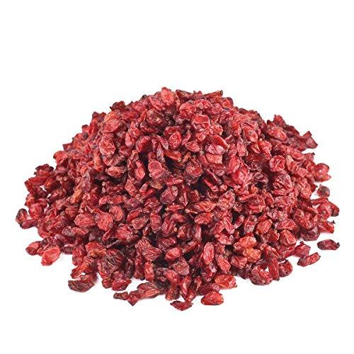 Preisvergleich Produktbild Bio Berberitzen getrocknet 1 kg Topqualität extra ungesüsst Rohkost 1000g