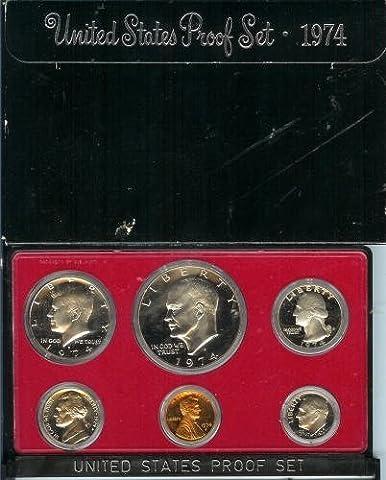 1974 United States Proof Set by U.S. Mint