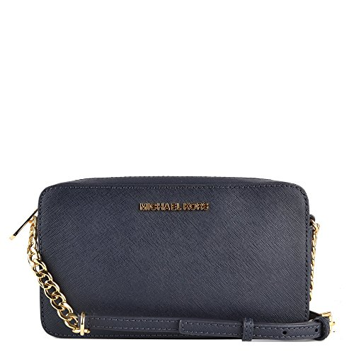 MICHAEL by Michael Kors Jet Set Travel Admiral Crossbody Sac Admiral