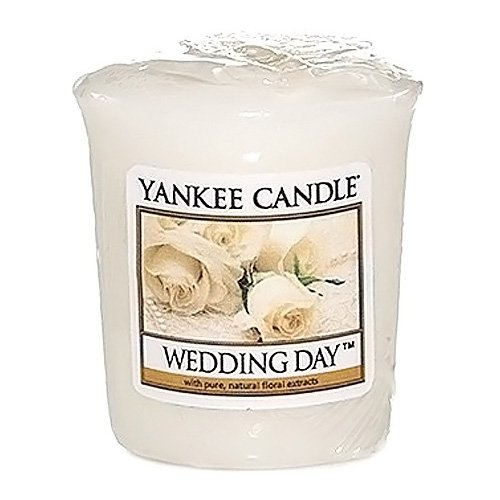 Yankee Candle Votivduftkerze 'Wedding Day', 49 g