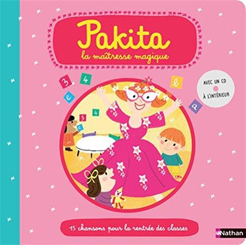 Pakita, la maîtresse magique (1CD audio)