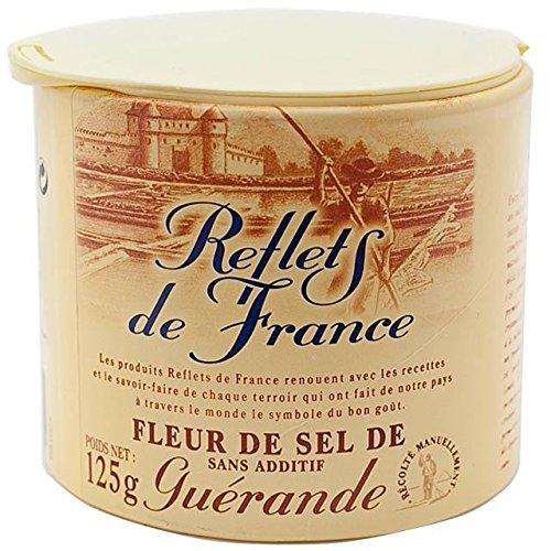 Reflets de France Fleur de Sel Sea Salt 125g