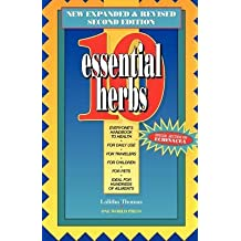[ 10 ESSENTIAL HERBS ] 10 Essential Herbs By Thomas, Lalitha ( Author ) Feb-2011 [ Paperback ]