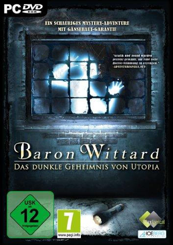 Baron Wittard - Das dunkle Geheimnis von Utopia - Papier Städte