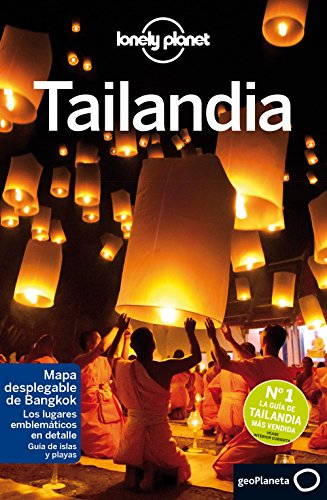 Tailandia 7 (Guías de País Lonely Planet) por Joe Bindloss, Mark Beales, Tim Bewer, Austin Bush
