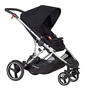 phil&teds Voyager Buggy Pushchair, Black Toporchid Material:Oxford cloth Size:Length, width and height are about 36*22*14cm It can be a good storage for bottles, cups, paper towels, Etc., is also very easy to get. 5