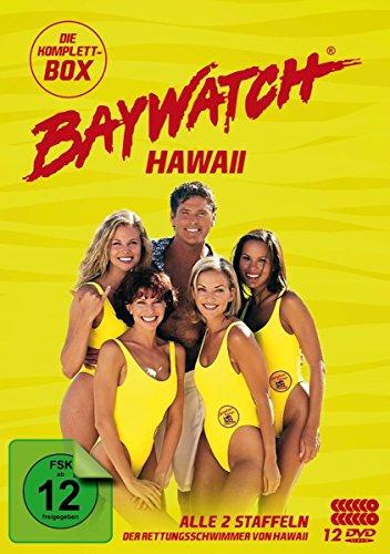 Baywatch Hawaii - Komplettbox/Staffel 1-2 [12 DVDs]
