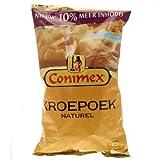 conimex kroepoek Naturel, Klein, Granchio Chips, krupuk, Indonesiano Cracker, naturalmente, 73G