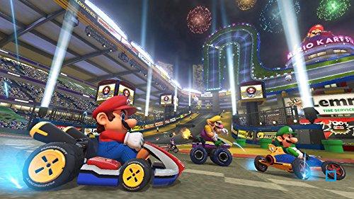 Nintendo Wii U Premium Pack schwarz, 32GB inkl. Mario Kart 8 (vorinstalliert) - 2