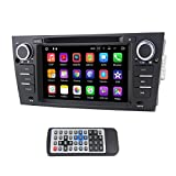 QSICISL Single Din Android 7,1 for BMW E90 7 zoll In Dash HD Touchscreen Auto DVD multimedia Video Player GPS Navigation Stereo mit eingebautem WIFI Modem unterstützung 4G / Bluetooth / Hotspot / SD
