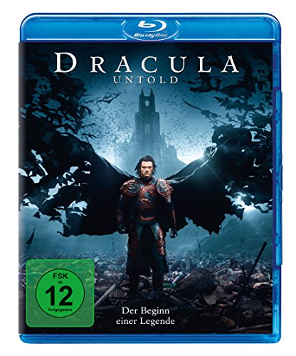 Dracula Untold [Blu-ray] - Christopher Lee Dracula Kostüm